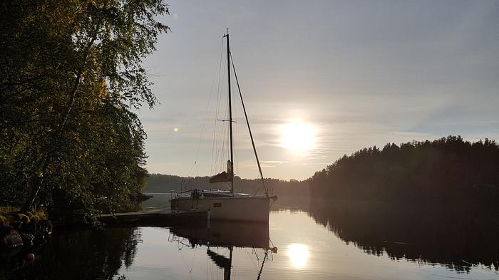 Путешествие в Финляндию в формате #autosailing (День третий и четвертый) Autosailing, Janmor, Парус, Жизнь под парусом, Финляндия, Длиннопост