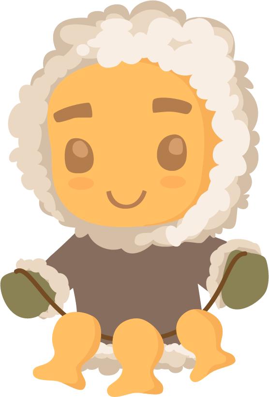 Печенька-эскимос