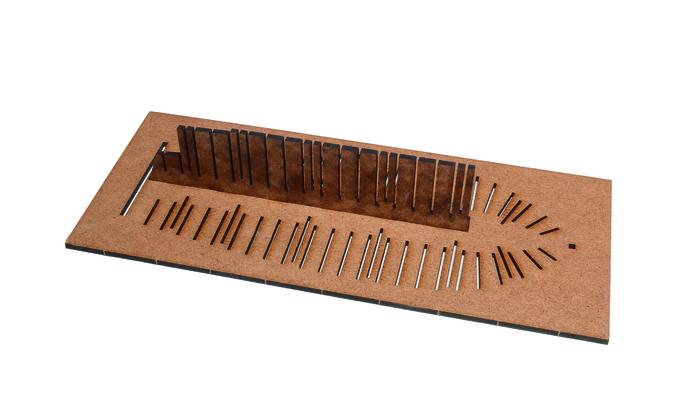 Ял-4 в масштабе 1:24 (часть 1) Моделизм, Стендовый моделизм, Модели кораблей, Флот, Длиннопост