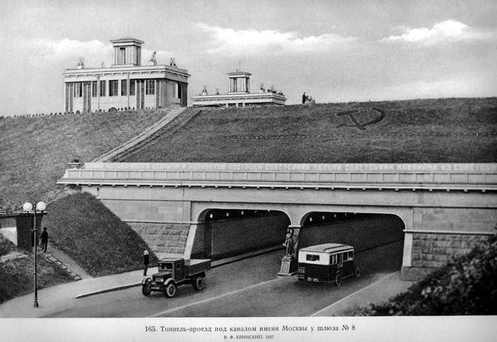Тушинский тоннель Москва, Тоннель, Тушино, История, Длиннопост, Фотография