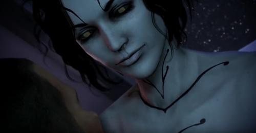 Новый мод для Mass Effect 3 добавляет «правильную» кульминационную сцену романа с Тали Mass effect, Tali zorah
