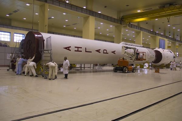 Началось строительство первой тяжелой ракеты-носителя серии «Ангара» Космос, Ангара, Ракета-Носитель, Гиперзвуковая ракета