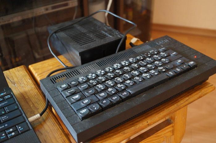 Запускаем Синтез-2 - Отечественный клон Spectrum Zx Spectrum, Spectrum, Синтез, Техника, Компьютер, Олдскул, Игры, Видео, Длиннопост