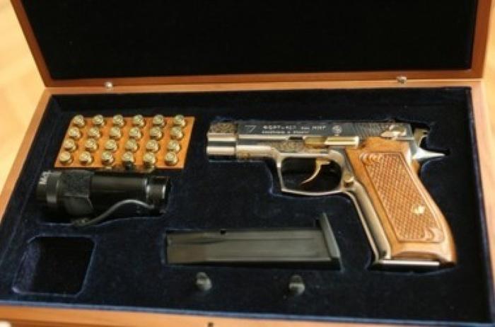 Оружие от президентов Украины... Именное оружие, Украина, Политика, Награждение, Странный список, Оружие, Длиннопост