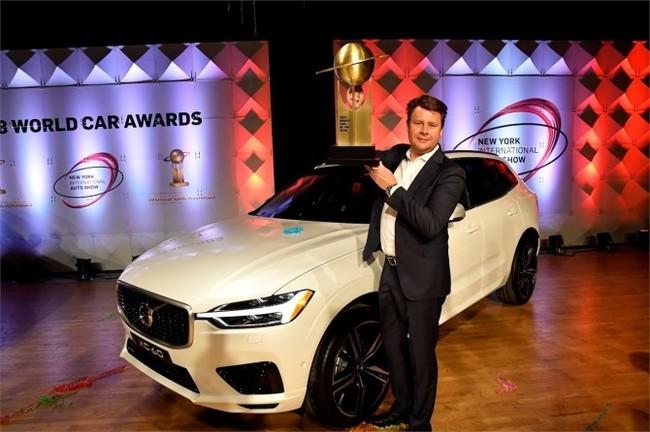 Назван лучший автомобиль в мире-2018 Volvo, Рейтинг, Премия