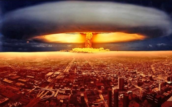 Ядерная истерия Вопрос, Ядерный взрыв, Что за?!