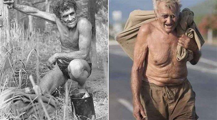 Русский Тарзан: мужчина, проживший 60 лет в дикой природе Русский, Тарзан, Австралия, Длиннопост