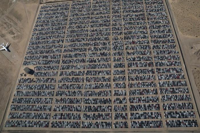 Кладбище фольксвагенов Машина, Volkswagen, Длиннопост, Авто