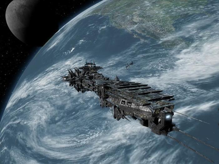 Исследование: Инопланетяне уже могли посетить Землю, путешествуя ... | 525x700