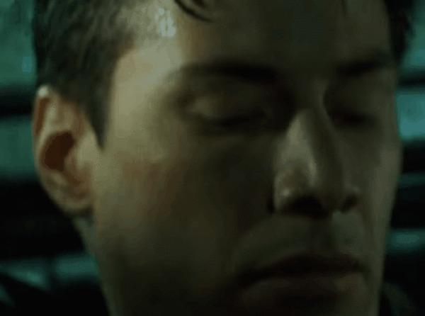 А ты точно Тринити?... Matrix has you Neo, Гифка, Тринити