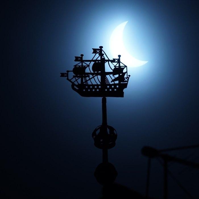 В Петербурге гостила луна Иван Смелов, Адмиралтейство, Лахта-Центр, Телевышка, Петропавловская крепость, Санкт-Петербург, Фотография, Длиннопост