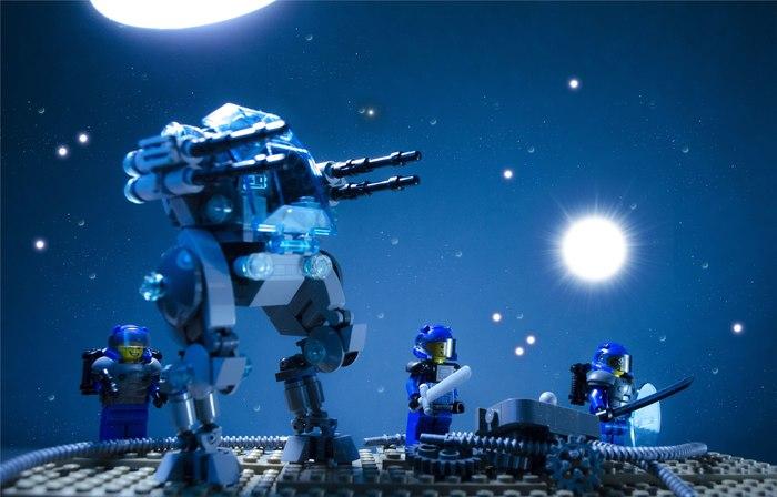 Фентези Армия из лего Фэнтези, Lego, Леголас, Солдатики, Видео, Длиннопост