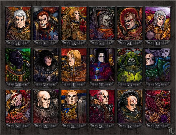 Примарх vs Примарх Warhammer 40k, Warhammer 30k, Примархи, Дуэль, Дискуссия, Срач, Wh Other, Длиннопост