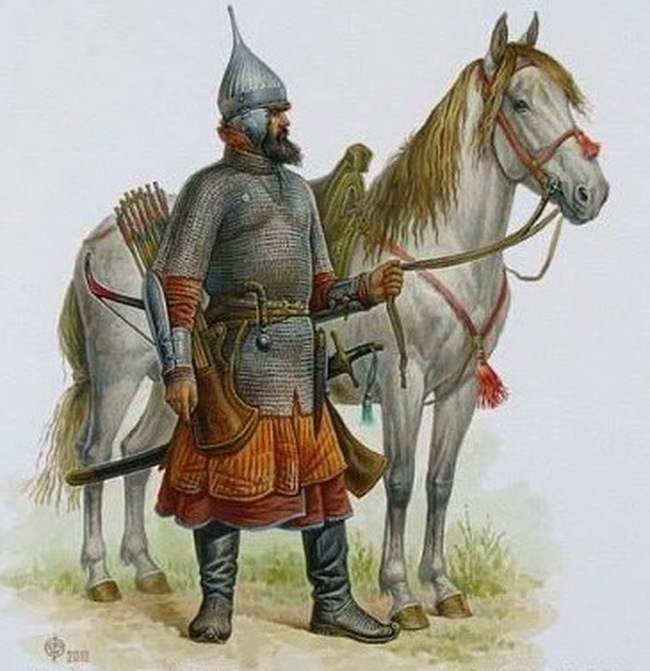 Конь в доспехах. Почему доспехи коня важнее рыцарских?