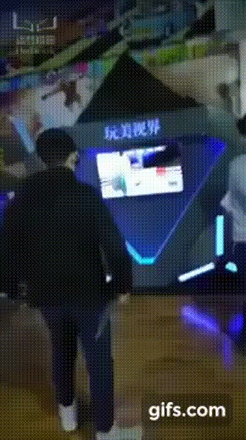Бокс vs Виртуальная реальность
