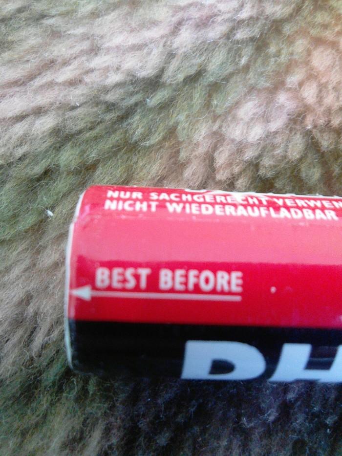 Энерджайзер нервно курит... Батарейка, Возобновляемая Энергия, Качество, Не реклама, Длиннопост