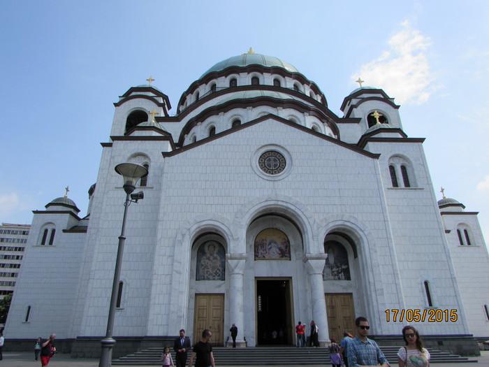 Поездка в Белград