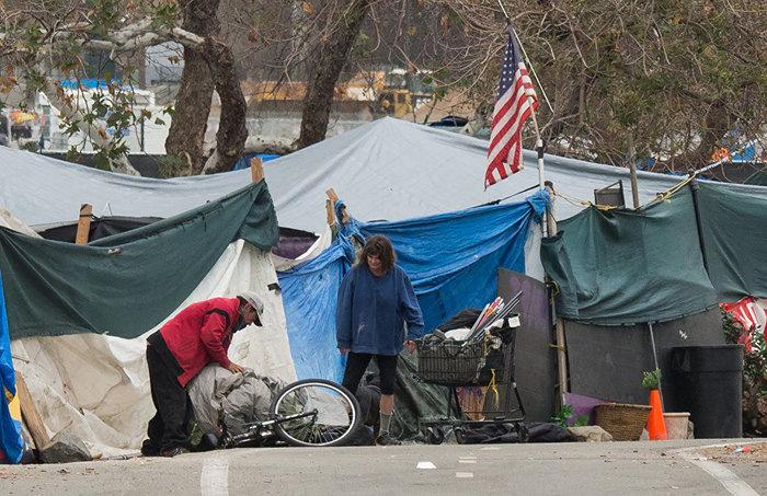 Блеск и нищета. Почему американцы страдают от чудовищной бедности США, ООН, Политика, Бедность, Экономика, Длиннопост, РИА Новости