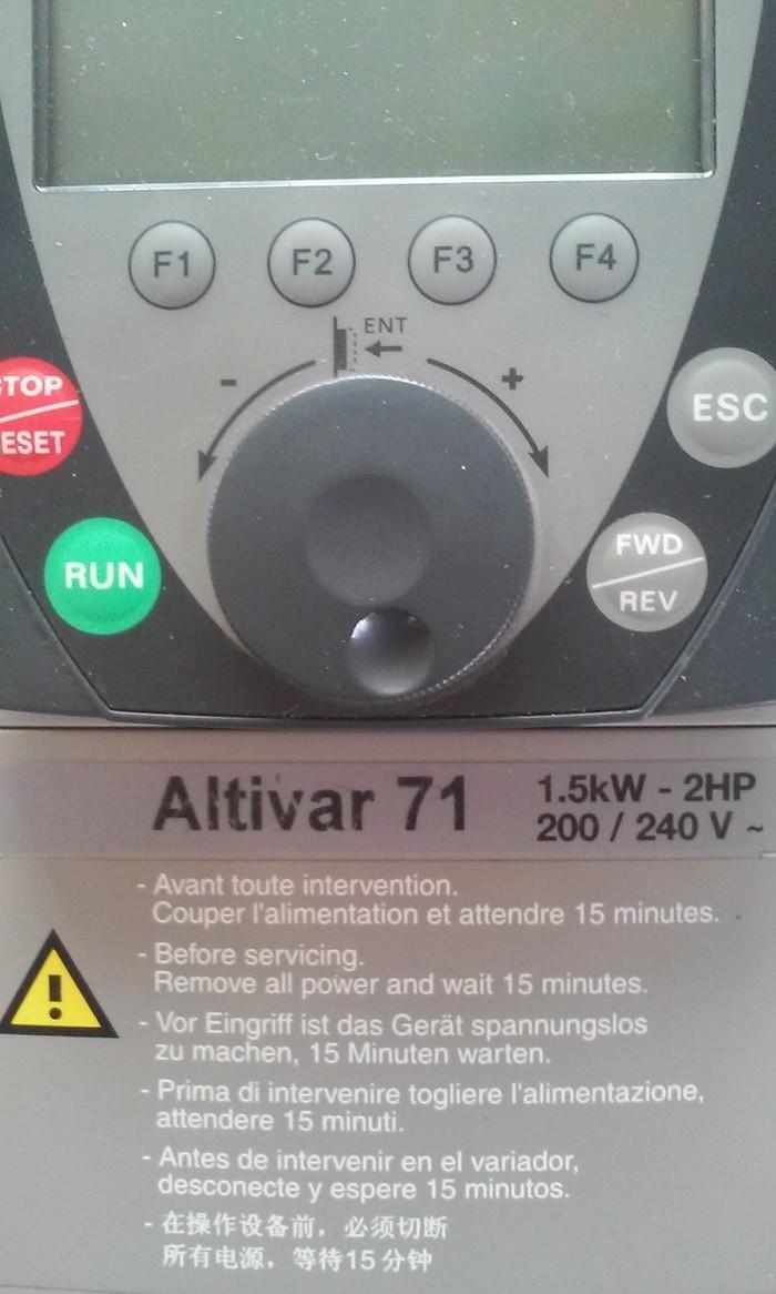 Внутренности Altivar 71 Преобразователь, Электроника, Автоматика, ЛГТУ, Длиннопост