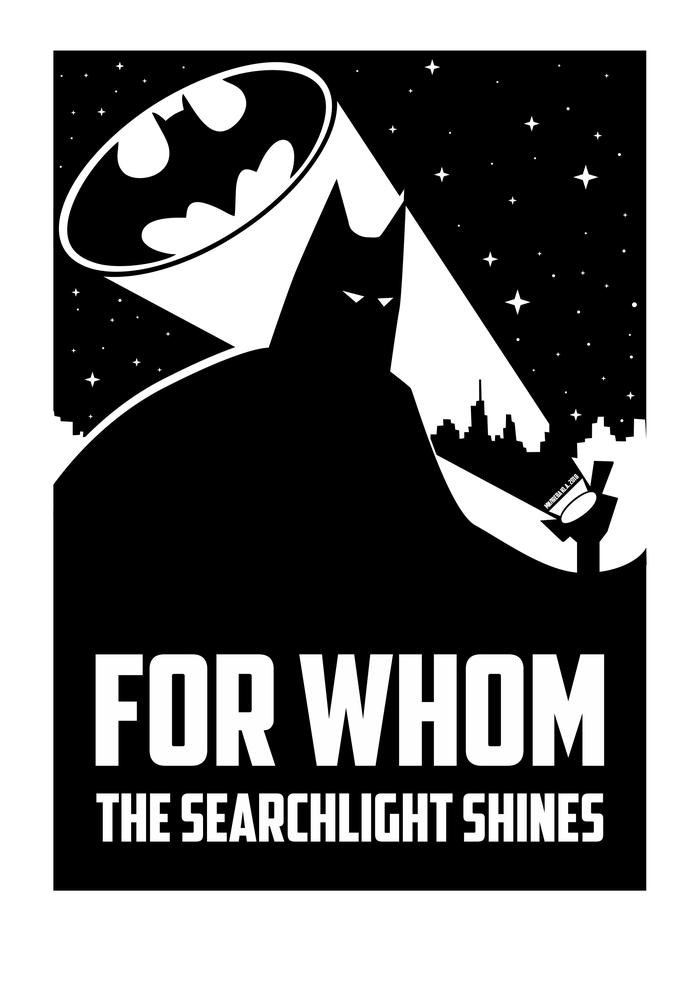 По ком светит прожектор?