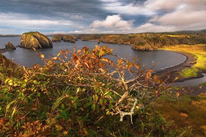 Остров Шикотан Курильские острова, Россия, Фотография, Природа, Пейзаж, Надо съездить, Длиннопост