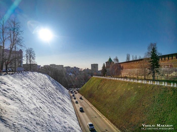 Зима vs Лето Нижний Новгород, Весна, Лето