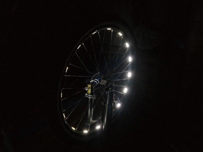 Понты дороже денег Велосипед, LED