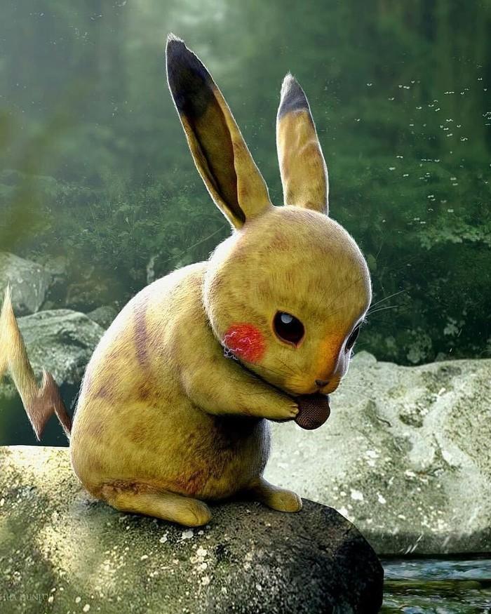 Pokemonы Не мое, Покемоны, Photoshop, Графика, Иллюстрации, Красота, Nintendo, Pokemon GO, Длиннопост