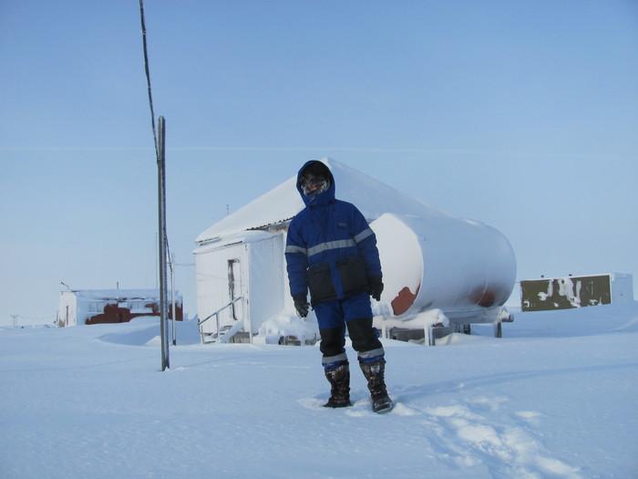 Полярная станция. Быт и погодные условия. (Часть II) Арктика, Полярники, Зимовка, Крайний север, Северный морской путь, Длиннопост, Видео