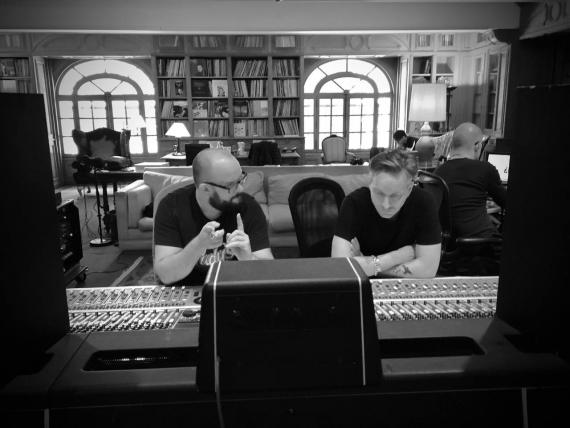 Rammstein записывают новый альбом Rammstein, Новый альбом, Фотография, Новости, Наконец-То, Длиннопост