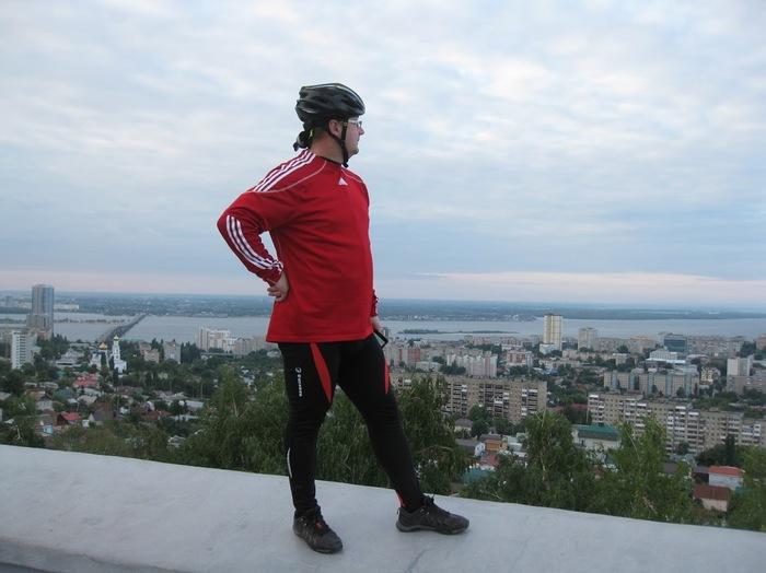 Рассказ о велопоходе по Саратовской и Волгоградской областям