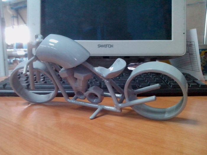 Мотики из говна и палок. Мото, Мотоциклы, Своими руками, Из говна и палок, Длиннопост