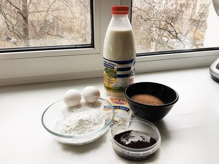 Классический заварной крем (готовим за 10 минут) Рецепт, Еда, Крем, Сладости, Длиннопост