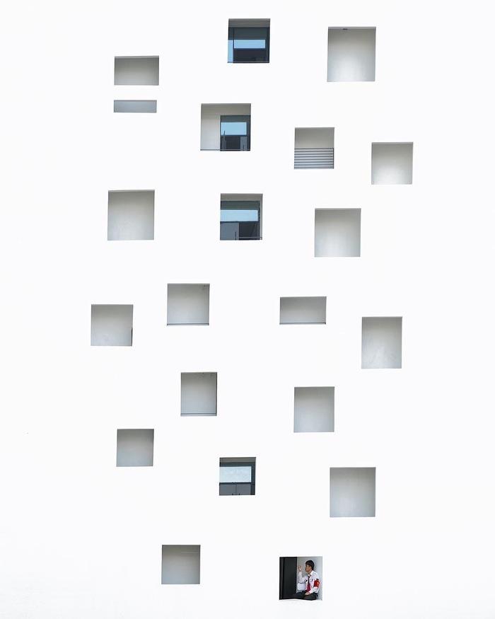 Гонконгский минимализм Китай, Гонконг, минимализм, фотография, архитектура, длиннопост