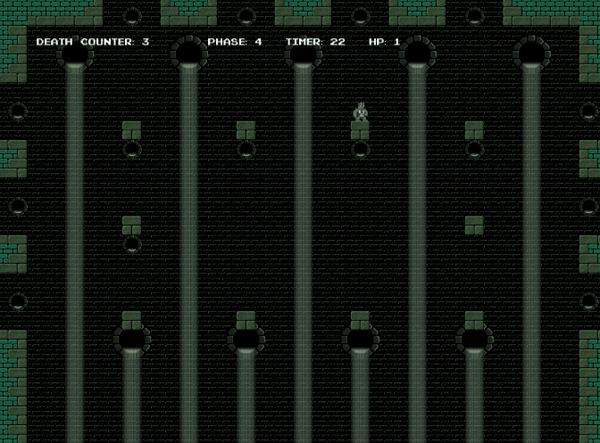 Grinne - The Last Returtler #9 - Боссы, немного прогресса Игры, Gamedev, Геймдизайн, Grinne, Гифка, Длиннопост