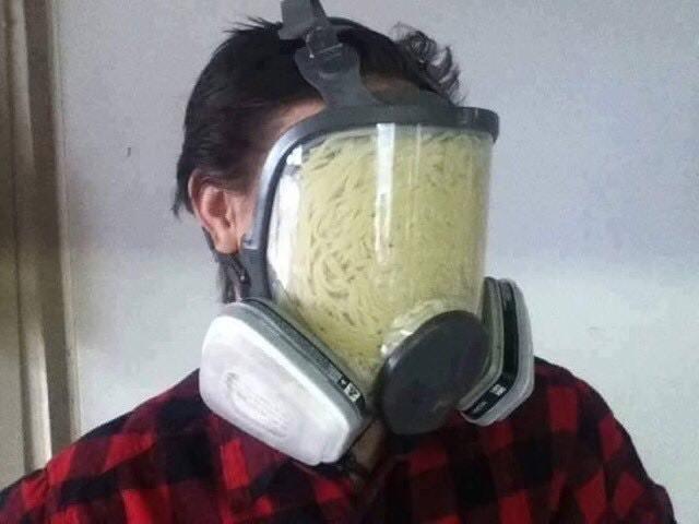 Помощник монстра Летающего Спагетти