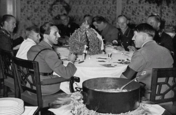 Блюдо из одного котла и нацизм