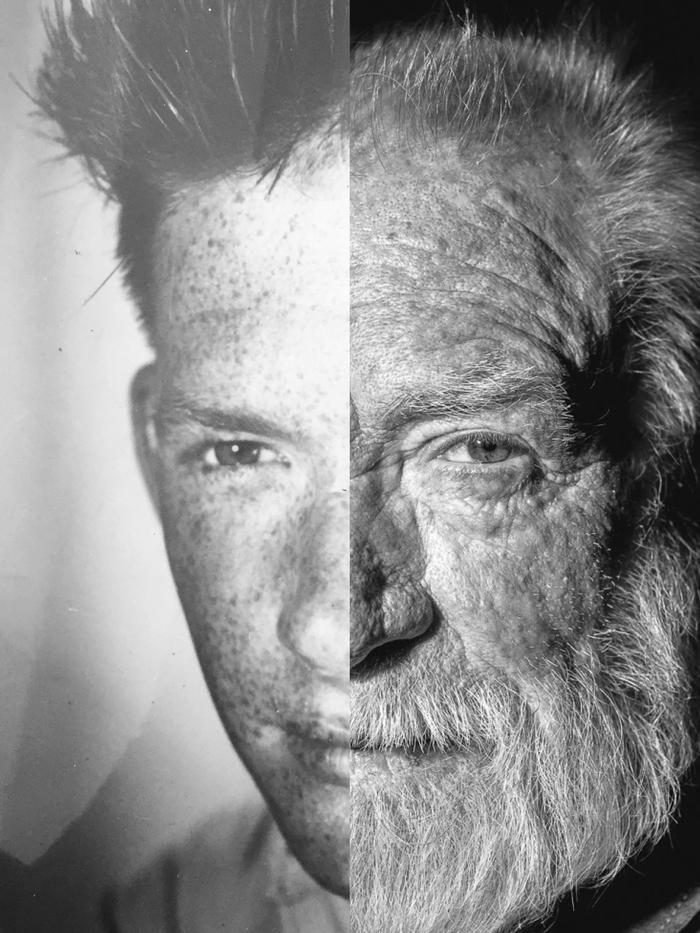 Жизнь Жизнь, Старение, Молодость, Старость, Фотография, Года, Reddit, Коллаж