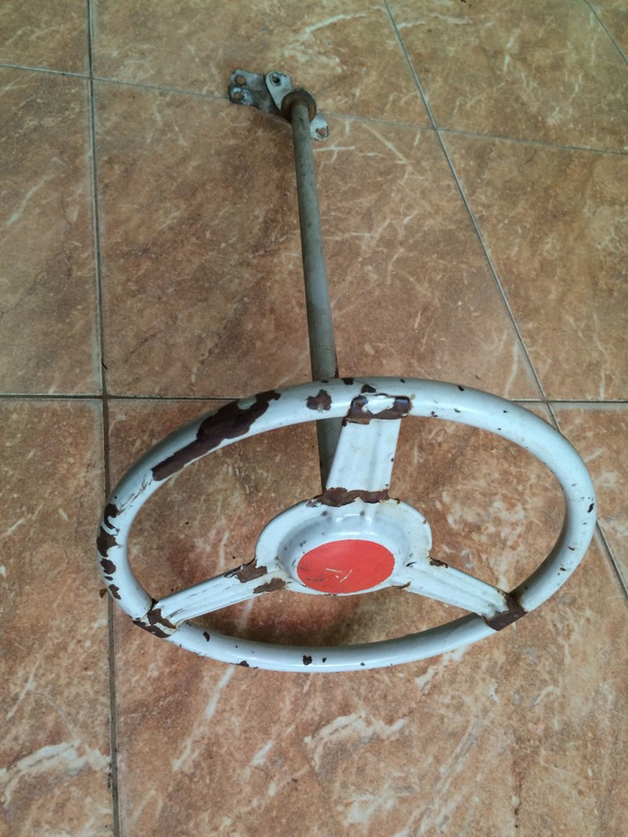 Было-стало.Восстановление педального Москвича игрушки, педальная машинка, длиннопост, drive2, восстановление