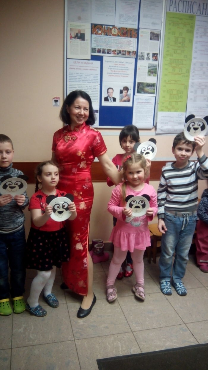 """Тематический урок - путешествие в Китай в студии """"Путешествие в историю"""" Дети, Урок, Китай, Длиннопост"""