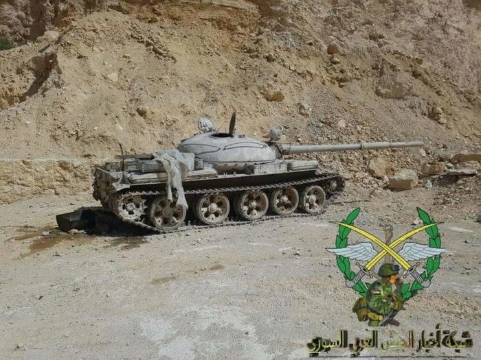 Сдача вооружения в восточном Каламуне Политика, Война в сирии, Длиннопост