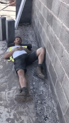 Не спи на рабочем месте