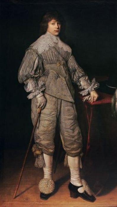 17 век и сапоги