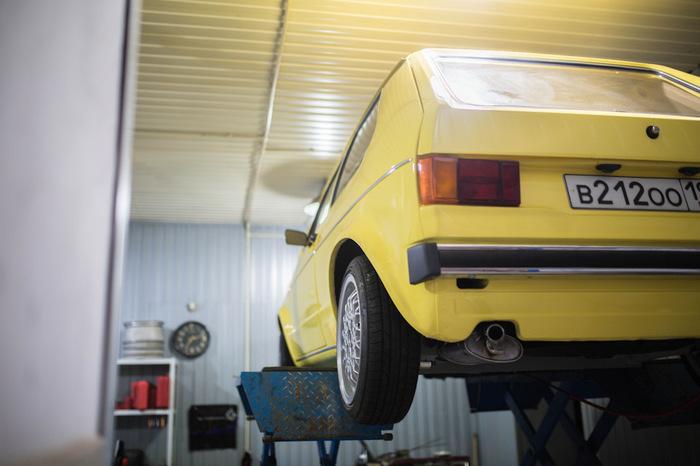 Новый старый Golf (1978-2018). Volkswagen, Volkswagen Golf, Гольф, ретро, ретроавтомобиль, моё, длиннопост, oldschool
