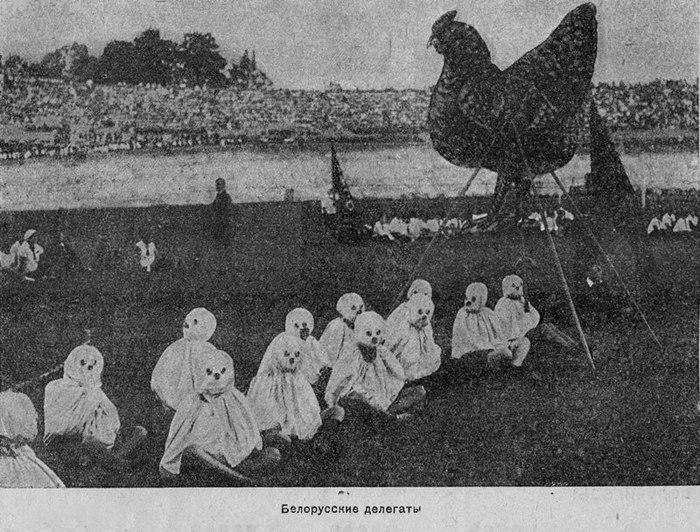 Что происходит на этом фото? Пионеры, Белорусы, История, Дичь, Whatisthisthing, Фотография, Дети, Курица