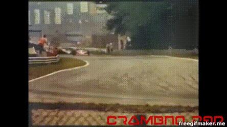 Автогоночные гифки Формула 1, Ралли, Авто, Автоспорт, Спорт, Техника, Авария, Гифка, Длиннопост