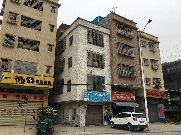 Простые жилые районы в Китае - пассивный доход, компенсация за снос жилья и другие особенности.