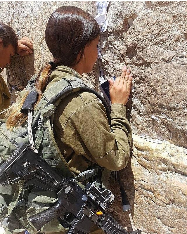 Как Даша в Израильской армии служила (часть вторая) Армия, Девушки и армия, Израиль, Курс молодого бойца, Длиннопост