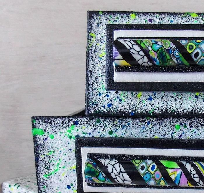 Мини комод для мелочей с ручками из полимерной глины Рукоделие без процесса, Мини комод, Шкатулка, Полимерная глина, Декор, Подарок, Ручная работа, Длиннопост