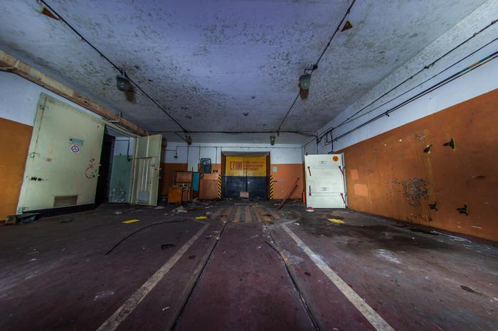 Бывшее хранилище ядерных боеголовок Холодная война, СССР, Фотография, Заброшенное, Урбанфакт, Длиннопост